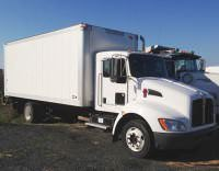 2009 Kenworth Box Truck 3Ton